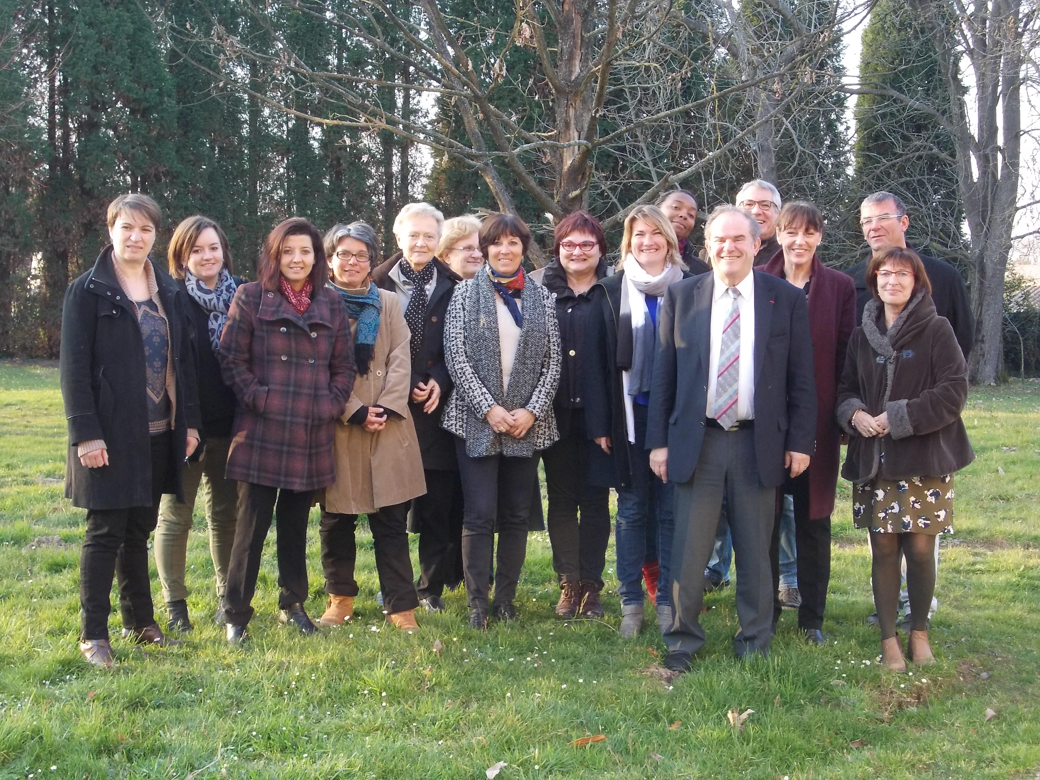 le réseau LIS France tient son AG les 14-15 mars 2016 à Bordeaux