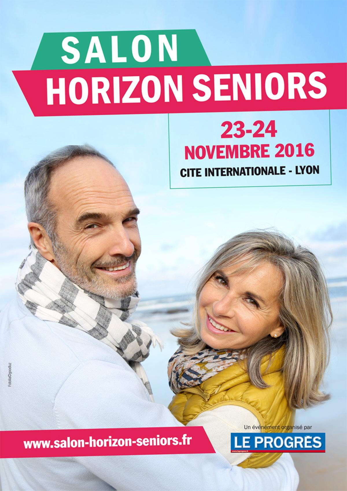 « Salon Horizons Seniors » à la cité internationale