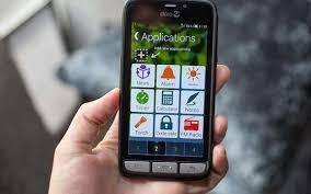 Nouvelle technologie pour les séniors  un téléphone simplifiée