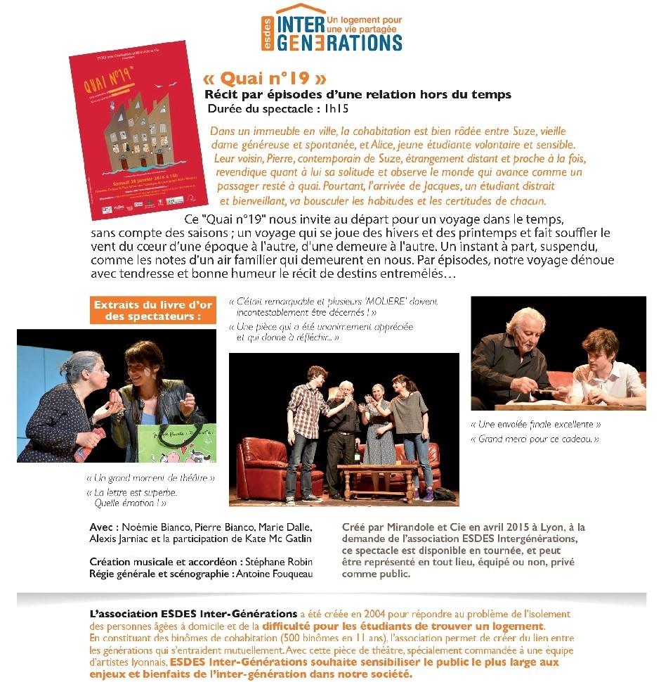 Sortie Théâtre comédie : 3 dates à retenir dans vos agendas pour le mois d'Octobre