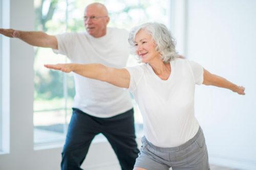 Conseil pour nos seniors : préconiser l'activité physique après une hospitalisation